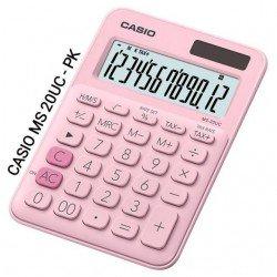 MS-20UC-PK 粉紅色計算機 桌上計數機