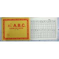 ABC Copy book