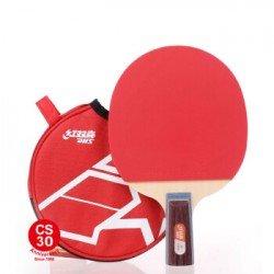 紅雙喜 一星乒乓球板1006 (短柄雙反)