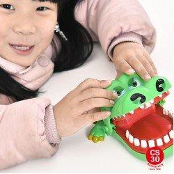 咬手指鱷魚玩具 (要訂貨)
