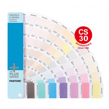 GG1504 Pantone Plus series PASTELS & NEONS Coated & Uncoated (9字頭) 粉彩色&霓虹色
